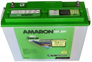 Amaron Inverter Battery 150Ah tall tubular