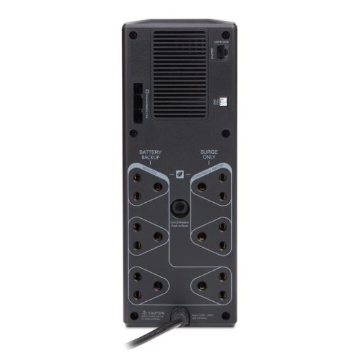 APC UPS Model BR1000G-IN back