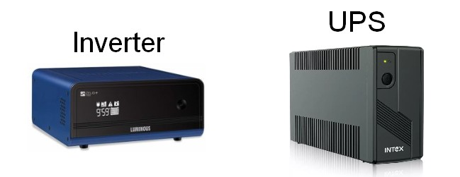 UPS Vs. Inverter Differences