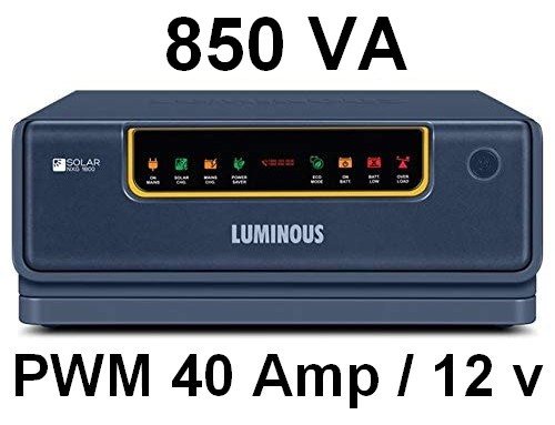 Luminous Solar NGX 1100 Inverter top 5