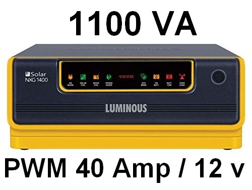 Luminous Solar NXG 1400 12 v inverter Top 5