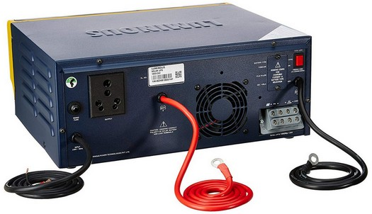 Luminous Solar NXG 1400 12 v inverter back small