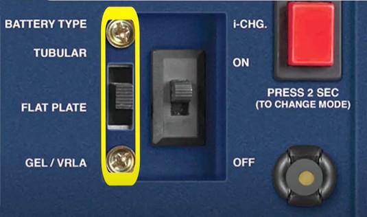 Luminous Solar NXG hybrid Inverter 1800 24V UPS inverter back detail