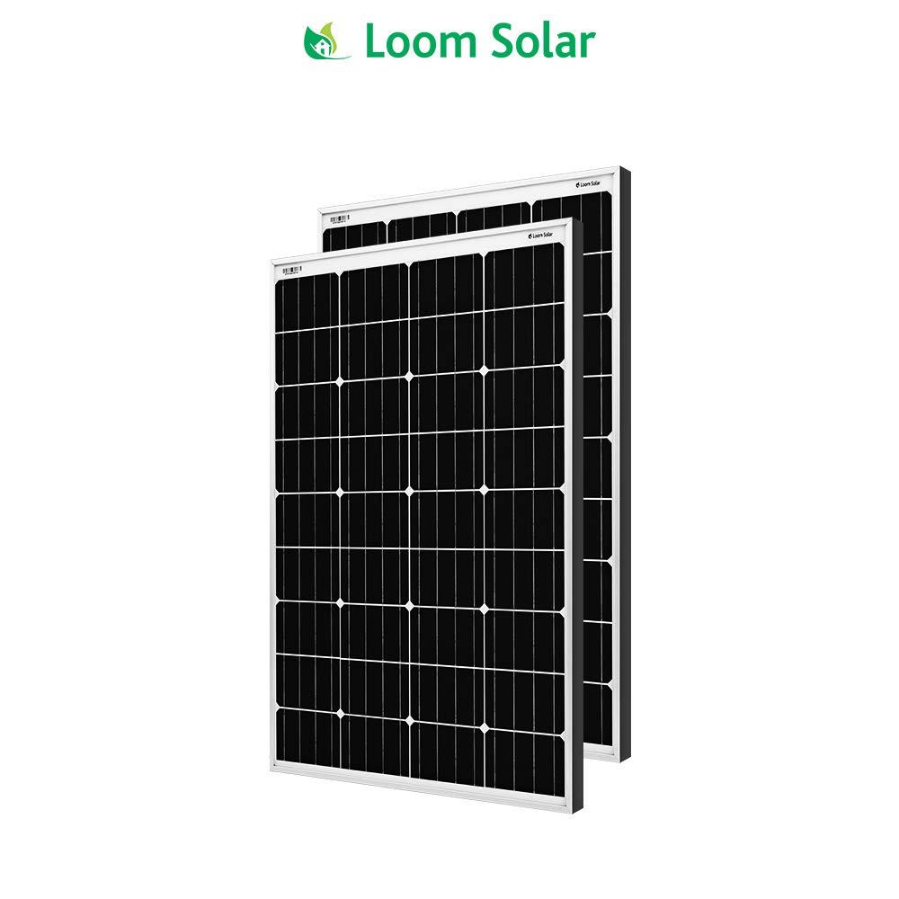 Loom Solar 125 watt 01