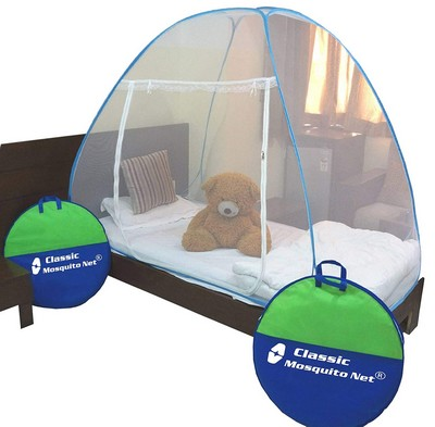 Classic Mosquito Net Foldable for Single Bed 01.2