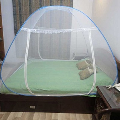 Healthgenie Foldable Mosquito Net for Double Bed 02.2