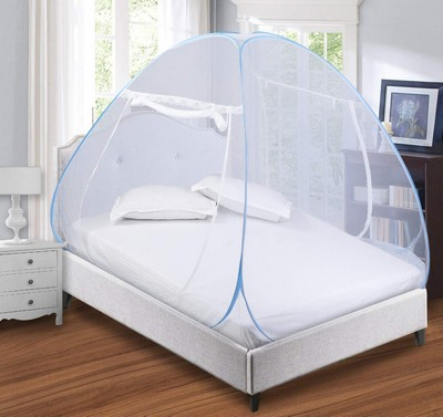 Royal Foldable Mosquito Net for Single Bed 01.2